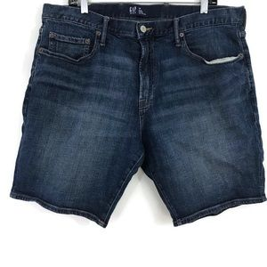 Gap Denim Slim Fit Jean Shorts 5 Pockets
